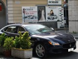 auto sposi napoli, auto per cerimonie napoli, auto di lusso napoli,