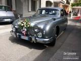 Jaguar MK2 del 1963 Noleggio Matrimoni Cerimonie Eventi Napoli www.desimoneweddingservice.it