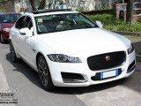 Noleggio Jaguar XF Nuova 2016 Matrimoni Cerimonie Eventi Napoli De Simone Wedding Service 1