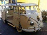 Pulmino Volkswagen T1 Cabrio 1