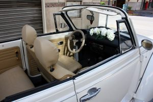 noleggio maggiolone volkswagen cerimonie Napoli 3