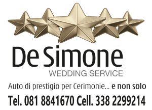 De Simone Wedding Service Noleggio Auto Sposi Matrimoni Cerimonie Eventi Napoli Cinquestelle