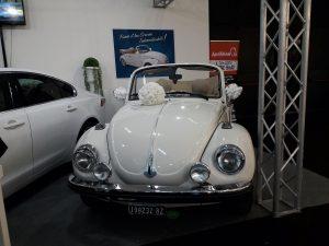 noleggio maggiolino volkswagen cabrio per matrimonio cerimonie eventi nozze napoli de simone wedding service (1)