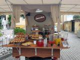 servizio aperitivo con apecar per cerimonie matrimonio eventi napoli de simone wedding service (7)