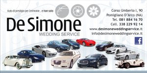 De Simone Wedding Service Contatti OK