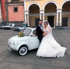 noleggio fiat 500 per cerimonie de simone wedding service (11)