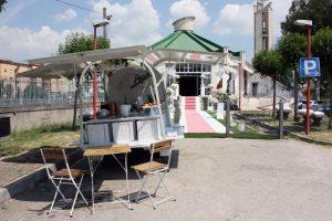 noleggio apecar aperitivo per cerimonie matrimonio eventi napoli e province de simone (3)