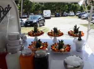 noleggio apecar aperitivo per cerimonie matrimonio eventi napoli e province de simone (4)