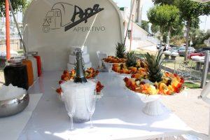 noleggio apecar aperitivo per cerimonie matrimonio eventi napoli e province de simone (8)
