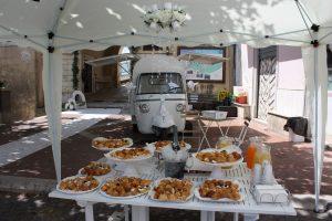bellissimo matrimonio a picinisco frosinone ape aperitivo de simone wedding service (8)