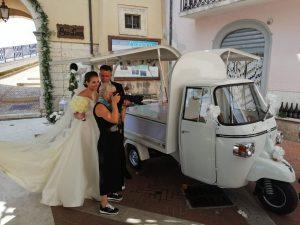 servizio ape aperitivo matrimonio bellissimo a picinisco frosinone de simone wedding service (20)