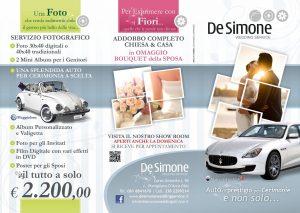 de simone wedding service noleggio auto per cerimonie napoli e province (5)
